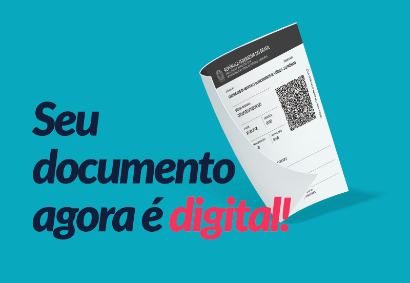 Licenciamento digital: Agora seu documento é digital!